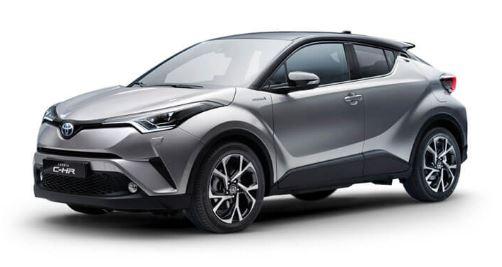 Toyota C-HR New