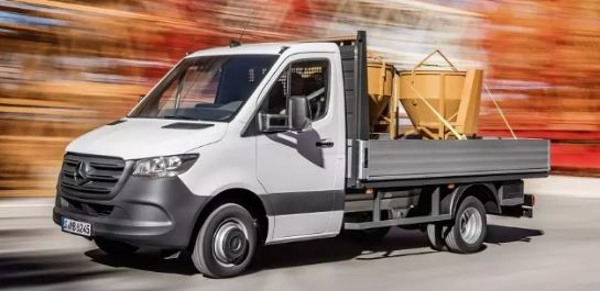 Mercedes Benz Sprinter Pick Up