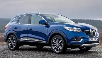 Renault Kadjar Voorkant