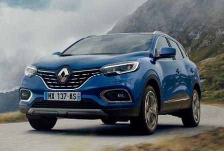 Renault Kadjar Blauw