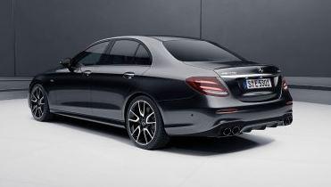 Mercedes S-Klasse Achterkant