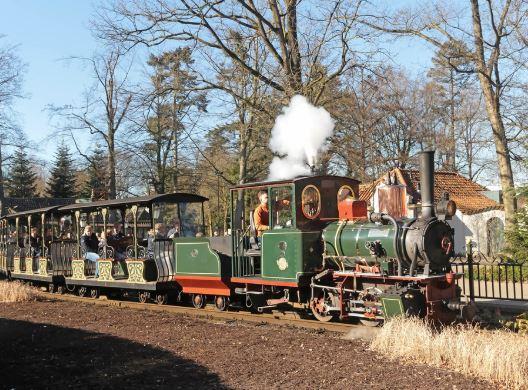 Efteling-trein
