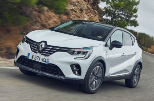 Renault_Captur_White