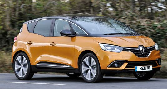 Renault_Scenic_Side